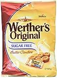 Original beurre et de sucre Sucrerie libre de Werther - 18 x sac