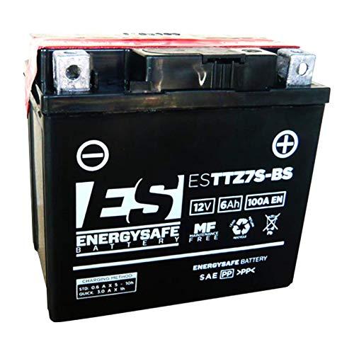 Batteria sigillata EnergySafe ESTTZ7S-BS TTZ7S-BS 12 V 6 Ah acido incluso
