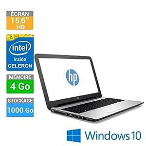 Hp - HP Notebook 15-ac132nf