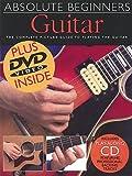Best Guitar Dvds - Absolute Beginners: Guitar (Book/CD/DVD) Review