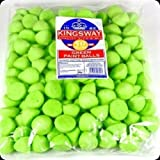 Paint Balls Sugar Coated Green Marshmallows - 900g Großpackung