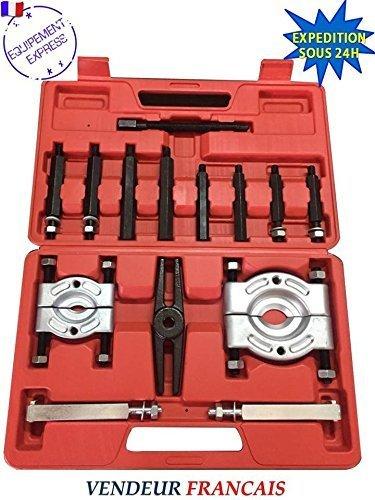 Kniescheiben Extractor Lagerung / Kurbelwelle 14pcs (REF.TM/40400092) (Insel Lagerung)