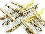 Stk./ pcs. 200 x Widerstand / Resistor SET 0.25W 4 x 50 Stk./pcs.Widerstände (220 Ohm, 330 Ohm, 1K, 10K) #A760