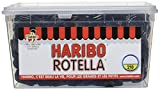 Haribo Bonbon Gélifié Rotella x 210 Pieces 1890 g