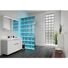 Duschabtrennung glasbausteine  Suchergebnis auf Amazon.de für: glasbausteine aus kunststoff