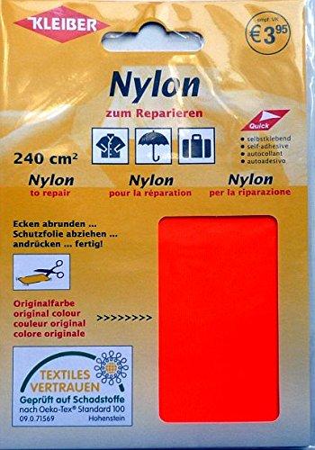 Kleiber + Co.GmbH Nylon-Flicken, 100% Polyamid, 10 x 12 cm -