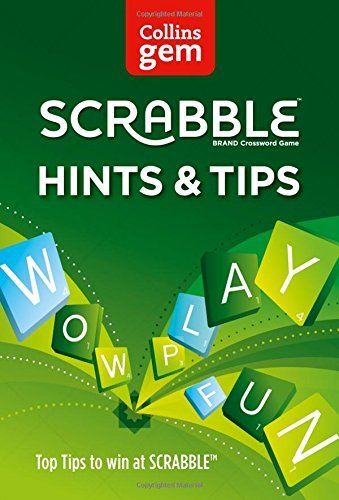 Collins Gem Scrabble Hints and Tips (Collins Gem) by Collins Dictionaries (2014-09-11)