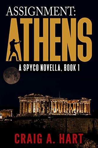 Assignment: Athens (A SpyCo Novella Book 1) (English Edition)