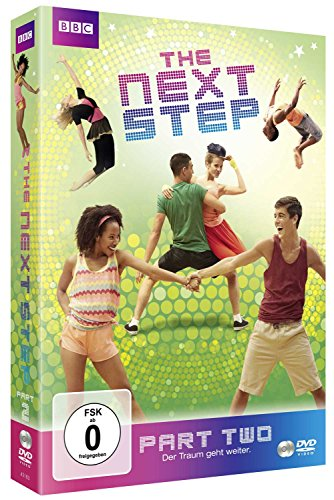 The Next Step - Part Two [2 DVDs]
