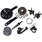 Shimano Altus M370 3x9 27 Speed MTB Groupset Group Set 7pcs