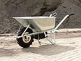 Motorschubkarre E-PowerBarrow E-PowerBarrow Heavy Duty 100l