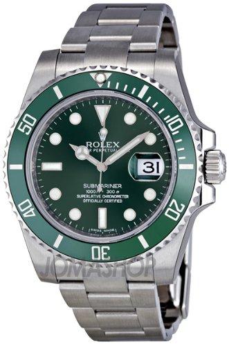 rolex-rolex-submariner-verde-quadrante-acciaio-mens-orologio-116610lv