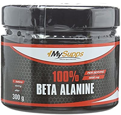 My Supps 300g Beta Alanine
