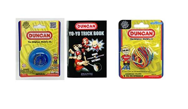 Sports & Outdoor Play Toys & Games White 5-Pack Duncan Yo Yo ...
