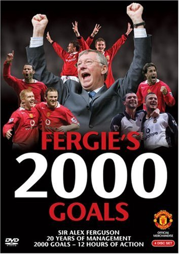 Fergie's 2000 Goals [DVD]