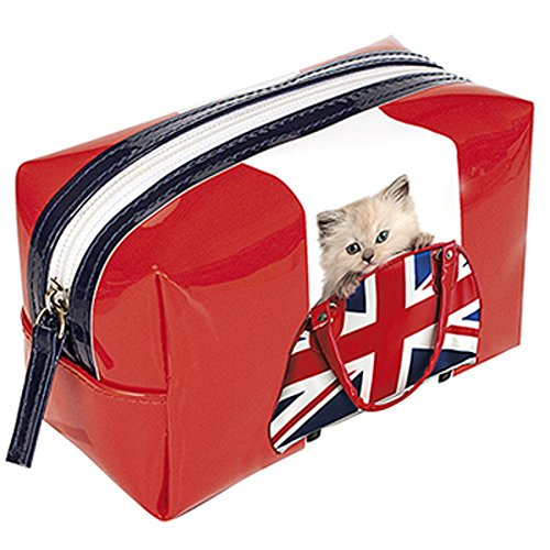 Pochette Trousse maquillage Chat London