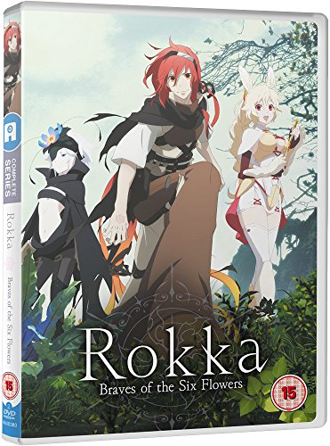 Rokka - Braves of...