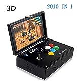 """2020 Classic Arcade Game Console, 2020 en 1 Pandora Treasure 3D Box Arcade Machine Nouveau système JAMMA HDMI Retro Jeux vidéo Portable Console 10""""écran"""