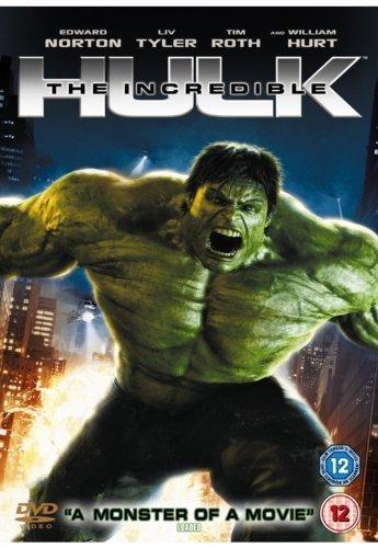 Hulk 2008 Rental [dvd] Picture