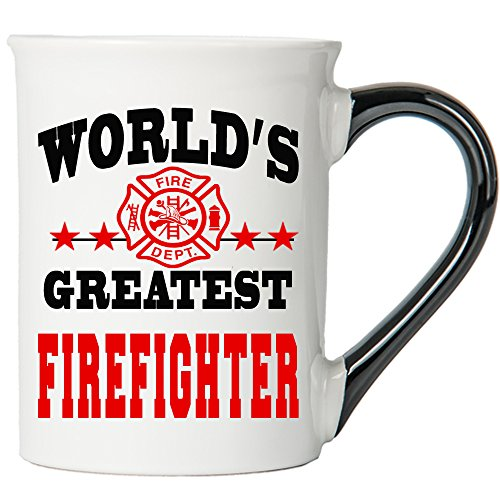 Tumbleweed World 's Tassen, - Mother 's Day Gifts Firefighter