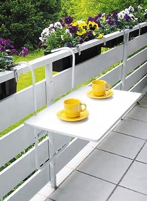 Balkontisch klappbar Klapptisch für Balkon