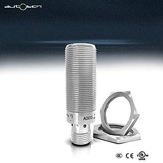autosen AO015 - Optischer Sensor mit M18x1 Metallgewinde