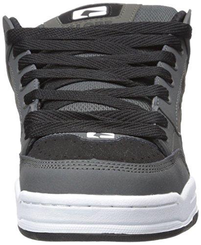 Globe Tilt Unisex-Erwachsene Sneakers Charcoal / Weiß / Schwarz
