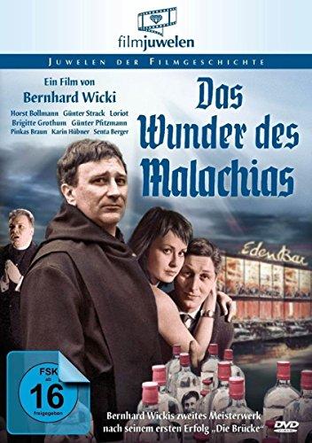 Bernhard Wickis: Das Wunder des Malachias - Die ungekürzte Kino-Langfassung (Filmjuwelen)