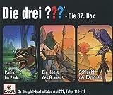 37/3er Box (Folgen 110,111,112) (Die 37. Box)