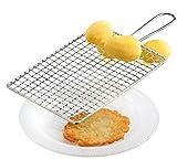 Weis Kartoffelreibe, Edelstahl, Silber, 32 x 14 x 1 cm