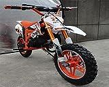 Mini PITBIKE con motore da 49cc a 2tempi, XTM Team Cross. Mini...