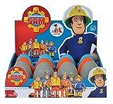 Simba 109251027 - Feuerwehrmann Sam Einzelfigur mit Zubehör, 6-Sort. Test