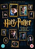 Harry Potter - Complete 8-Film Collection (2016 Edition) [DVD] UK-Import, Sprache-Englisch