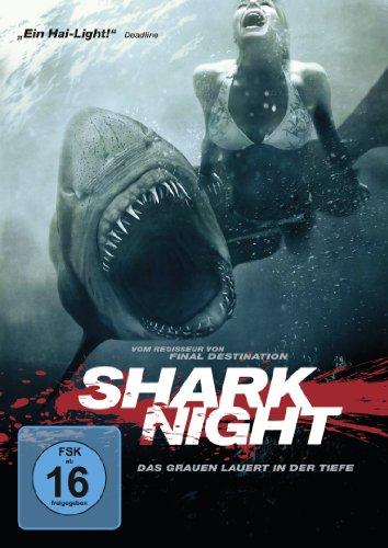 Shark Night - Shark Wasser