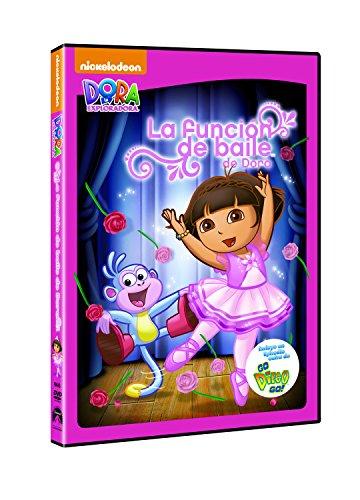 Dora la exploradora: La función de baile [DVD] 51tHiW6sk0L