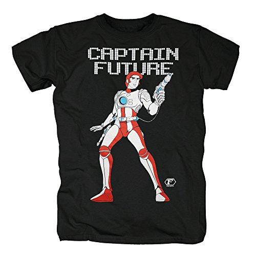 TSP Captain Future Motiv T-Shirt Herren XL ()