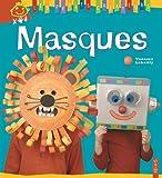 Masques | Lebailly, Vanessa. Auteur