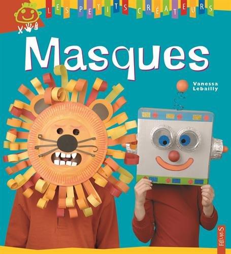 Masques par Vanessa Lebailly