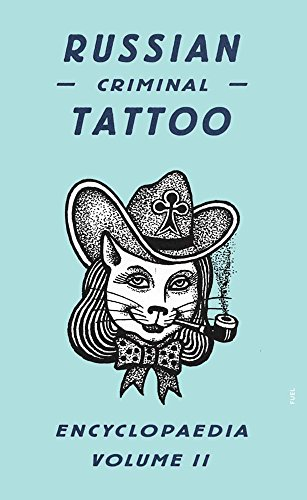 Russian criminal tattoo encyclopedia: 2 por Baldaev Danzig