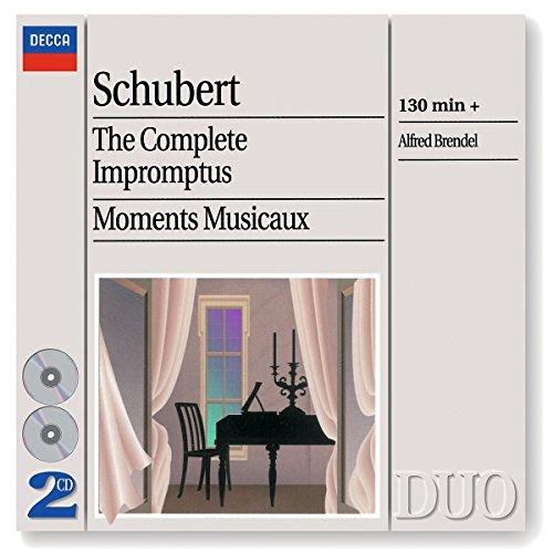Duo - Schubert (Sämtliche Impromptus, Moments Musicaux)