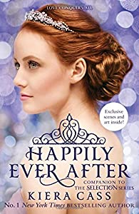 Happily Ever After  by Kiera Cass par Kiera Cass