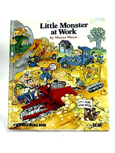 little-monster-at-work-a-new-gold-medal-book