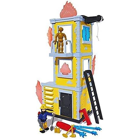 Sam El Bombero - Fireman Sam - Casa de Formación - con Carácter de Sam