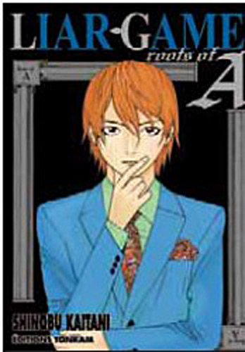 Liar Game : Roots of A