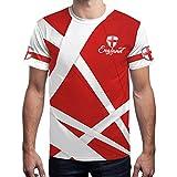 WM 2018 2018 Herren England Soccer Team T Shirt Party Championship Fußball Fan Außen Trikot England XL