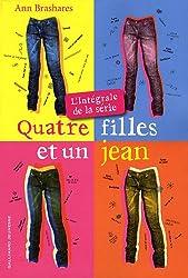 Quatre filles et un jean, I à IV