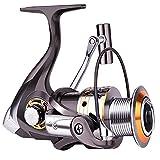 Sougayilang - carrete de metal para caña de pescar, DK6000