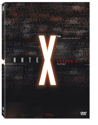 Akte X - Season 2 Collection (7 DVDs)