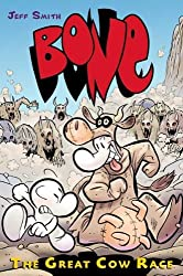 Bone Volume 2: The Great Cow Race by Jeff Smith (2005-08-01)