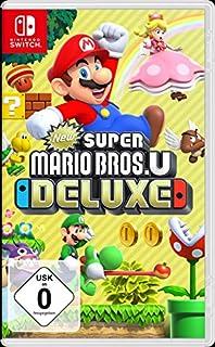 New Super Mario Bros. U Deluxe - [Nintendo Switch] (B07HPY5TKH) | Amazon Products
